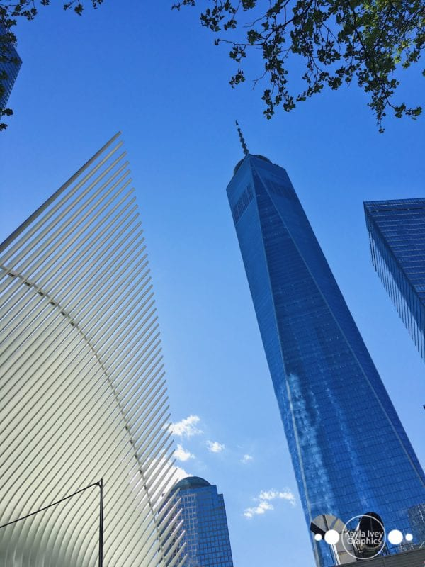 One World Trade Center New York City Travel Photography
