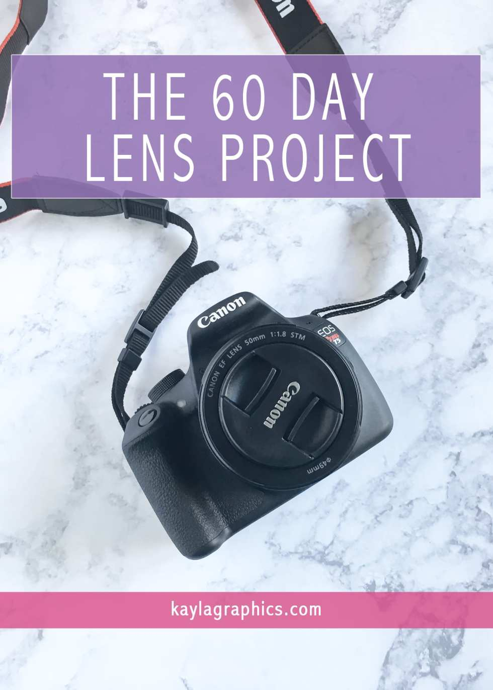 the 60 day lens project