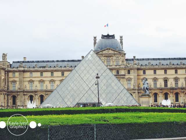 The Louvre Paris France