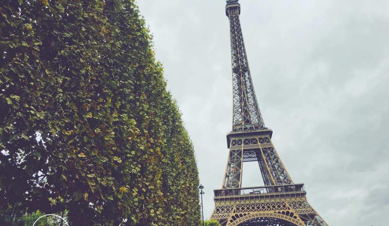 Eiffel Tower Travel Photography