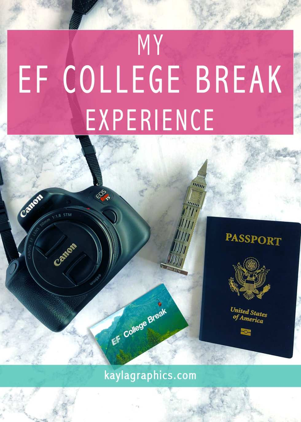MY EF COLLEGE BREAK EXPERIENCE