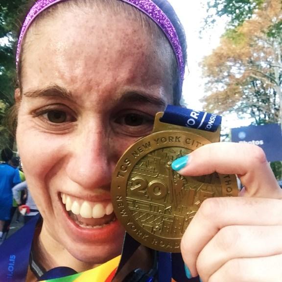 tcs nyc marathon recap
