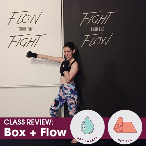 box and flow class review