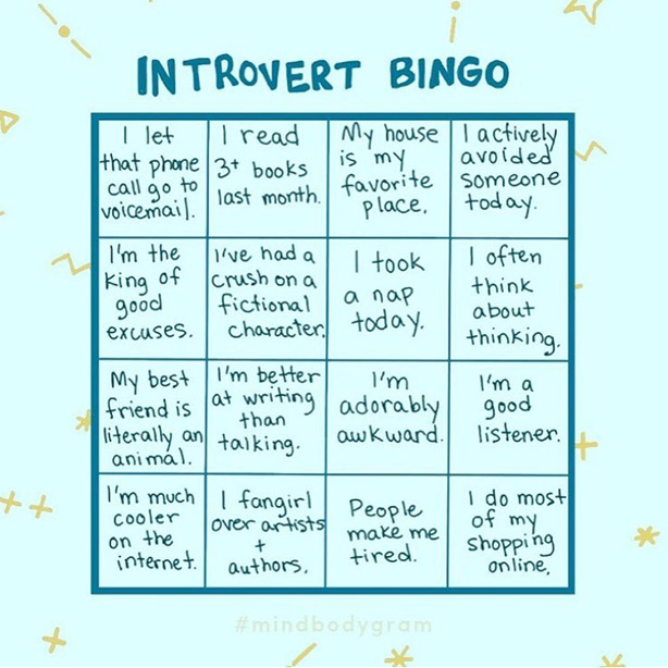 introvert guide