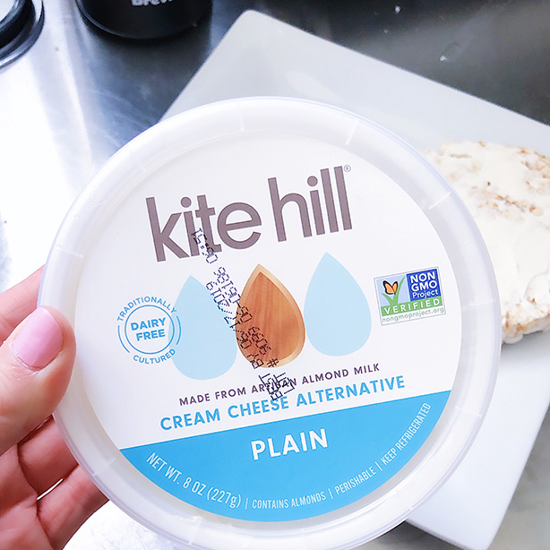 kite hill cream cheese