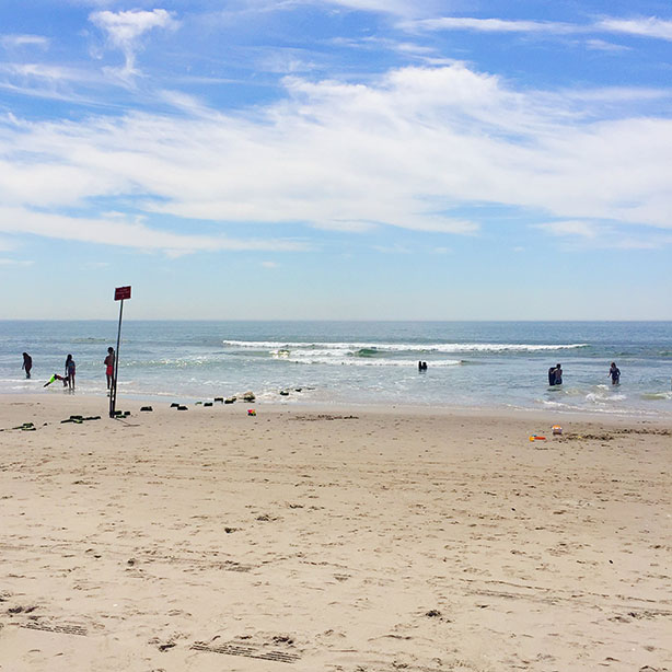 nyc staycation nyc beach rockaway