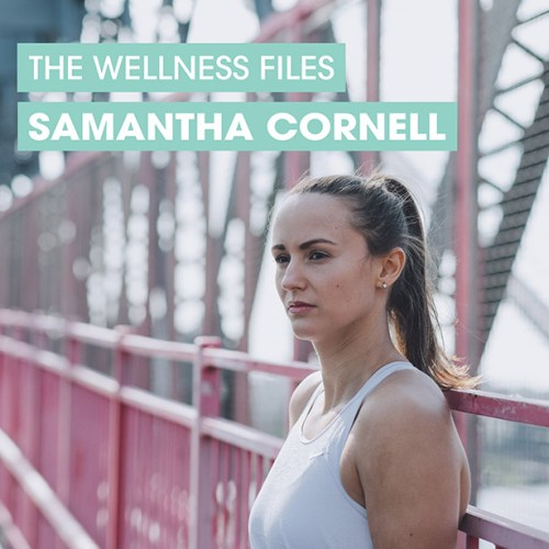 samantha cornell the sweat chronicles
