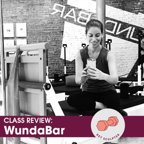 wundarbar class review nyc, nyc fitness, classpass nyc, nyc pilates