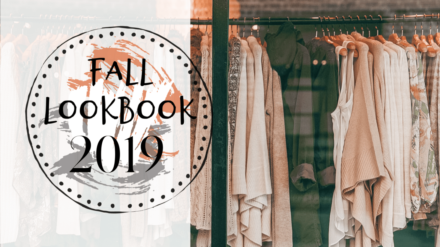 11 Confidence Boosting Outfits | Fall Lookbook 2019