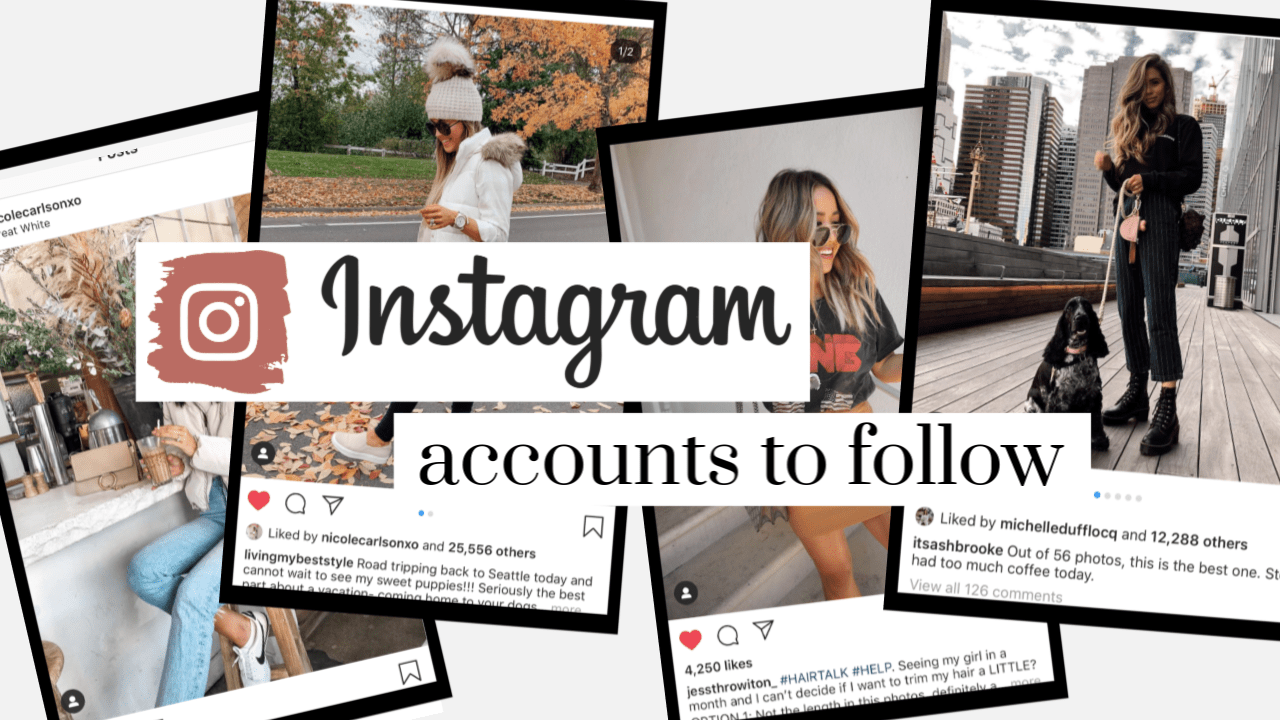 6 Best Instagram Fashion Accounts You Need to Follow