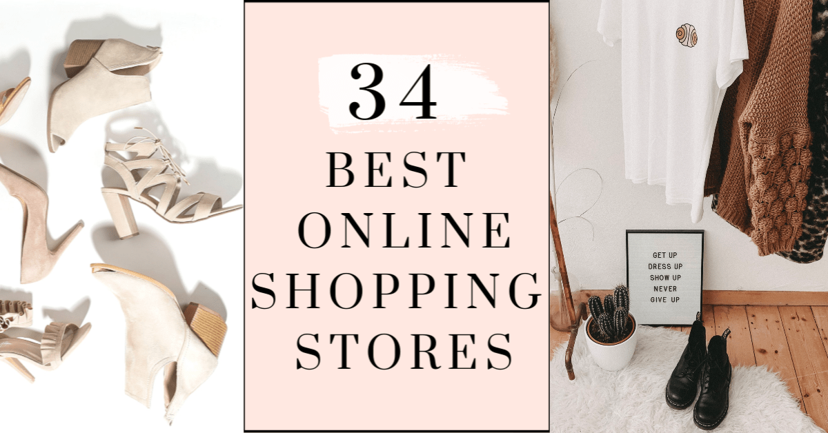 34 Best Online Shopping Stores for Women on a Budget