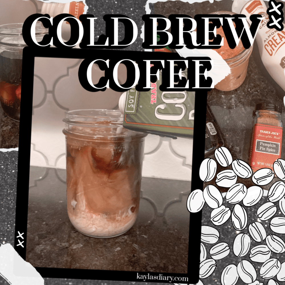 Cold Brew Starbuck Coffee [Made at Home]