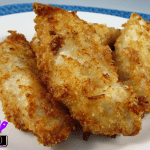 Air Fried Parmesan Chicken Strips