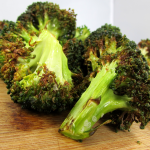 Crispy and Tender Broccoli in the Air Fryer