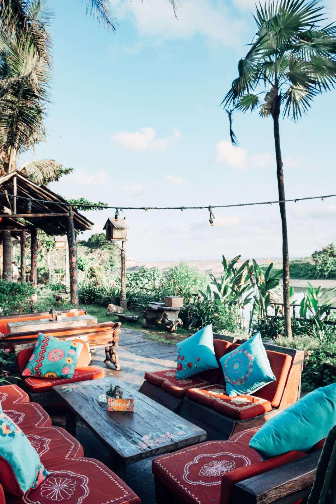 Seating La Laguna Bali