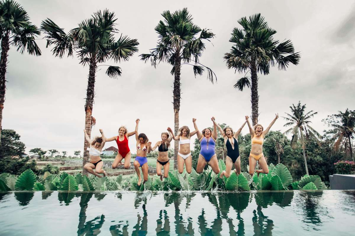 Bali Blogging Retreat with The Blonde Abroad