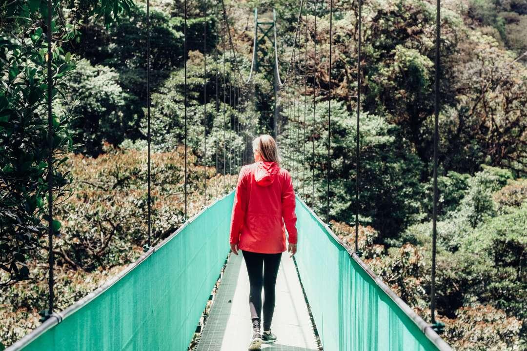 Monteverde Suspension Bridge