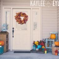 DIY Fall Porch Decor Ideas