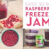 Raspberry Freezer Jam Recipe