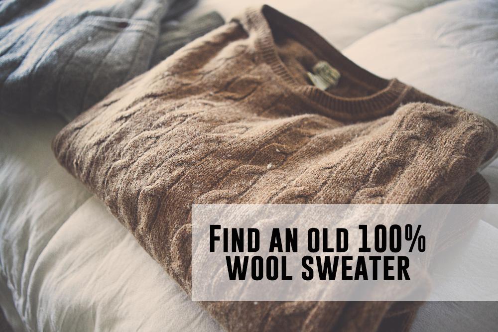 Wool Dryer Balls DIY 1