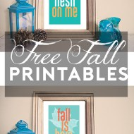 Free Printables |  Fall Leaf Collection