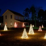 Crabpot Christmas Trees – 30% off Sale With Discount Code!