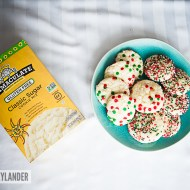 Easy Gluten Free Holiday Cookies | Immaculate Baking Mix