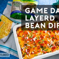 Game Day 7 Layer  Dip | Easy Appetizers