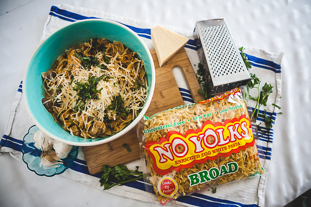 No Yolks Broad Noodles Recipes