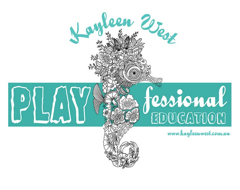 PLAYfessional Education Illustration Kayleen West HOME page