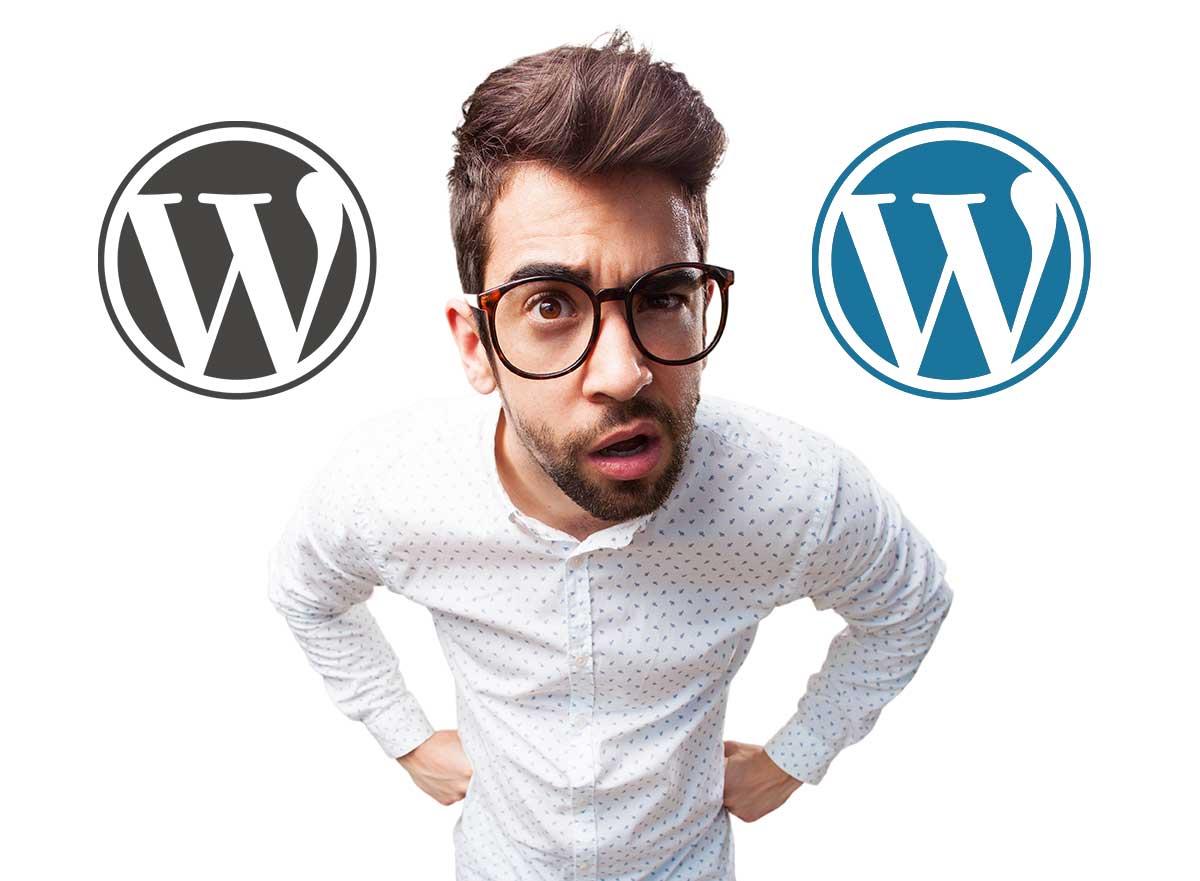 WordPress.com ou WordPress.org?   Kaylynne Johnson web & Design