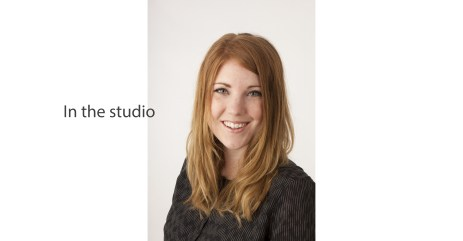 Headshot photography in the photo studio - Kay Ransom Photography