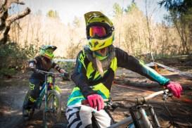 Mountain bike lifestyle photography