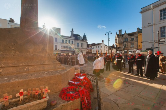 Poppy day Cirencester