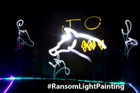 Light Painting Experience
