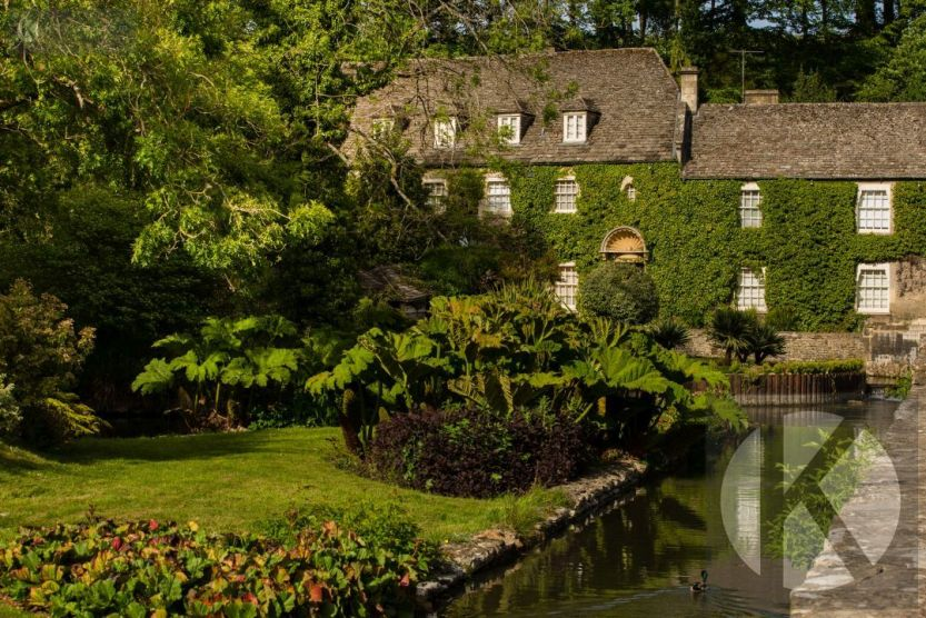 Stock imagery for sale Bibury