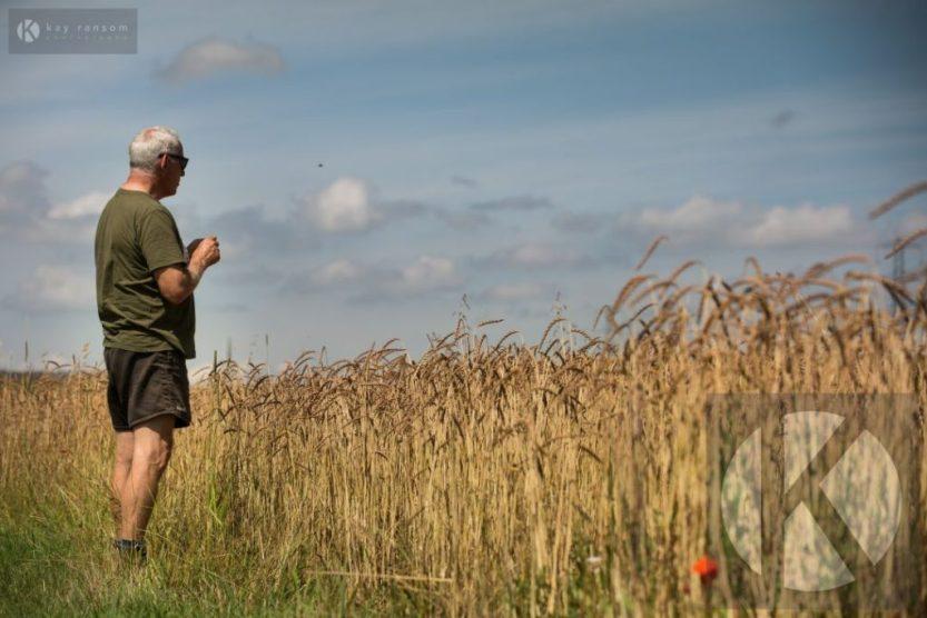 Organic Farming Photography