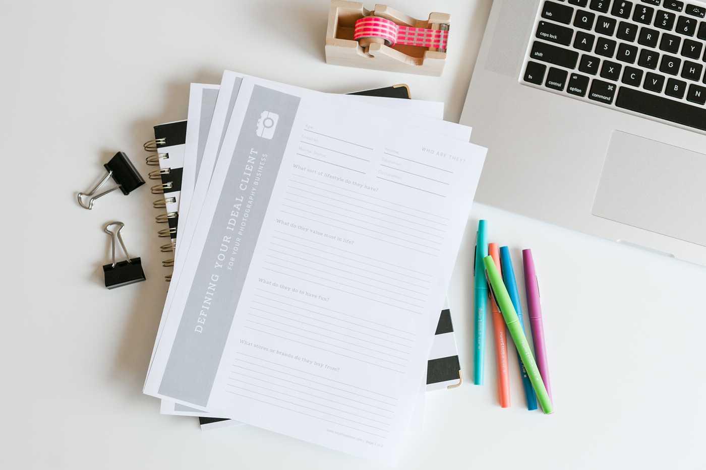 Building Your Ideal Client Profile