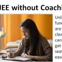 JEE without Coaching