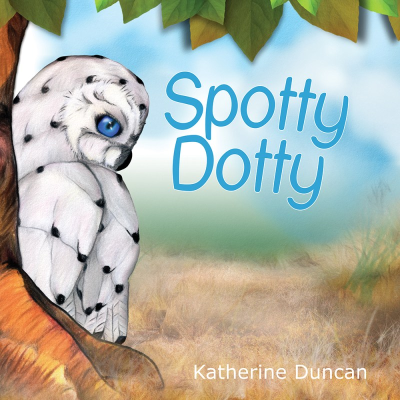 Spotty Dotty picture book