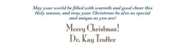 Dr Kay Trotter