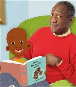 Bill Cosby and Little Bill