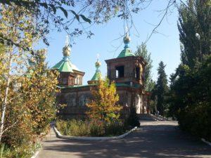 Mosque-Temple in Karakol