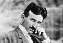 Photo of Nikola Tesla i vrane