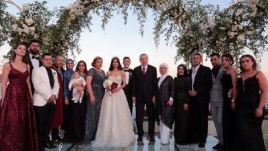 Photo of Erdogan bio svjedok na vjenčanju Mesuta Ozila