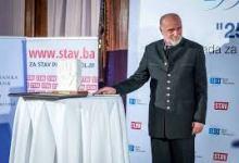 Photo of Sarajevo: U Vijećnici promovisana izabrana djela Dževada Karahasana