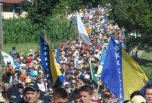 """Photo of Očekuje se više od 5.000 učesnika ovogodišnjeg """"Marša mira"""""""