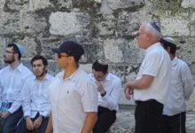 Photo of Više od 180 jevrejskih doseljenika u pratnji policije ušlo u Al-Aqsu