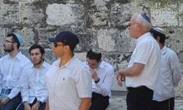 Photo of Izraelski ministar Uri Ariel ponovo ušao u kompleks Al-Akse