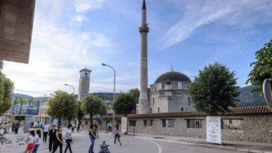 Photo of Advokat optuženih Pljevljaka demantovao da su crtali grafite sa porukama mržnje